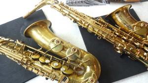 ヤマハ custom sax
